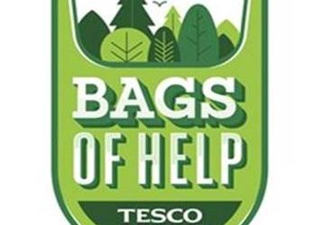Chestnut Nursery and Tesco Bags of Help