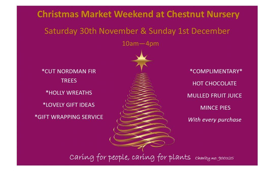 Christmas Market Weekend