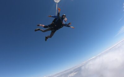 Skydive Achieved!